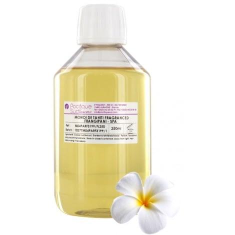 monoi de tahiti ao frangipani fragrance